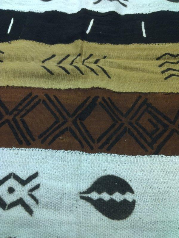 Ikat Suzani Suzanni Mud Cloth Ethnic Tribal Print Fabrics