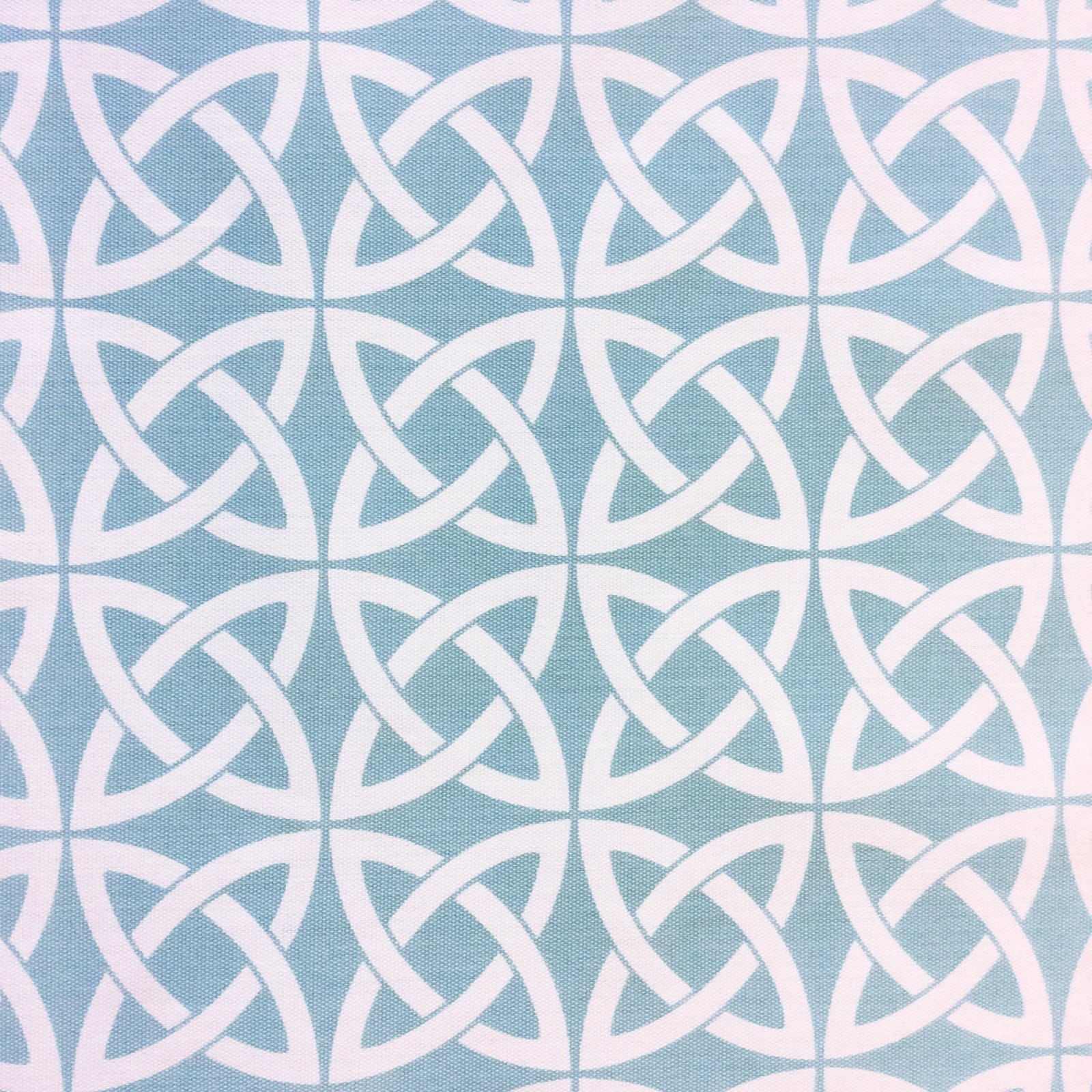 Lattice Link Blue White Lattice Link Celtic Knot Geo Moroccan