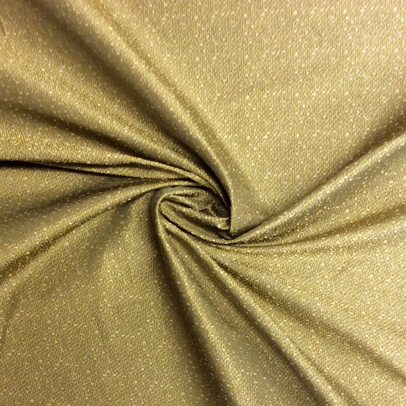 Pindler & Pindler Villandry Taupe Drapery Taupe Gold Textured Silk Fabric PI04