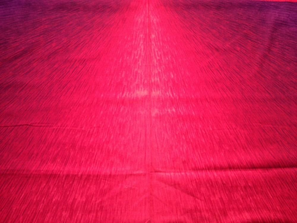 Radiant Red Sunburst Sputnik Cotton Fabric Quilt Fabric Panel PNL144 BQ06