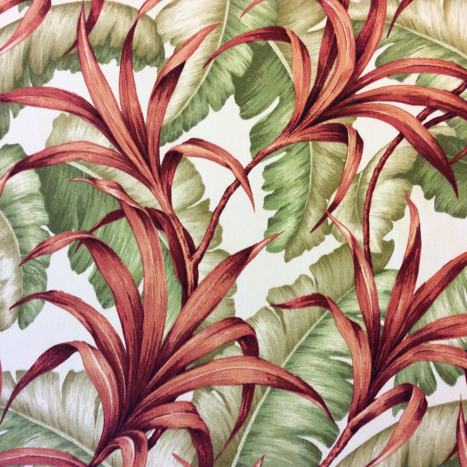 Floral Robert Allen Tropical Floral Beach Island Ocean Patio Indoor Outdoor Fabric SM07