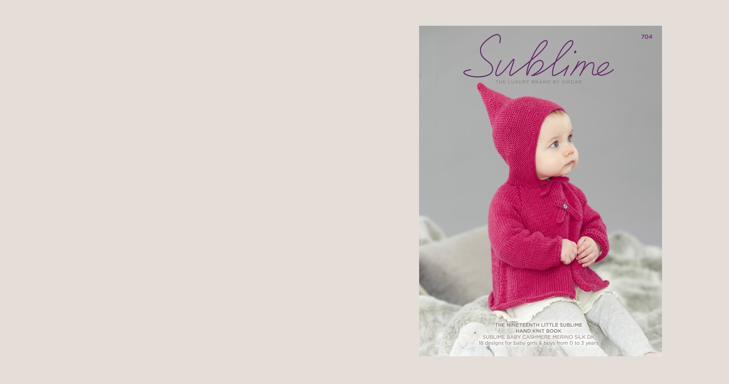 The Ninetenth Little Sublime Hand Knit Book