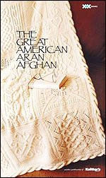 The Great American Aran Afghan