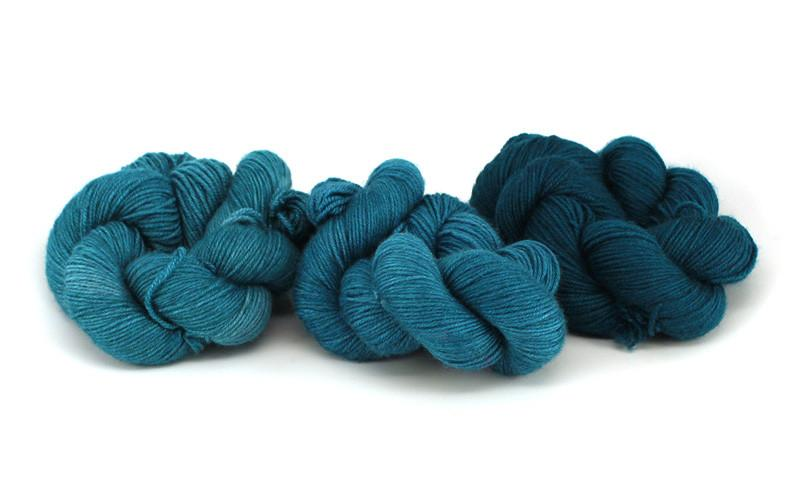 Gradient Yarn Trios single skein