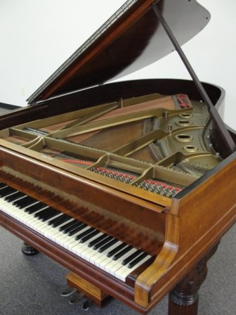 Victorian Steinway Model A Grand Piano
