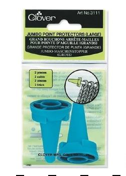 3111 Jumbo Point Protectors LG