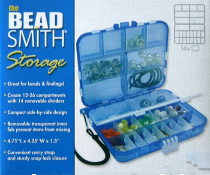 Bead Smith Storage