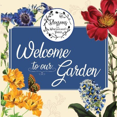 Blossoms Garden Club Limited Editions
