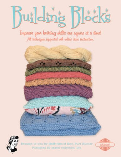 Building Blocks Pattern Book