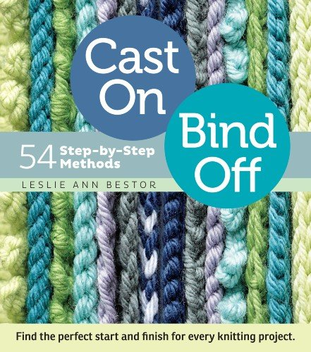 Cast On Bind Off 54 Step-by-Step Methods