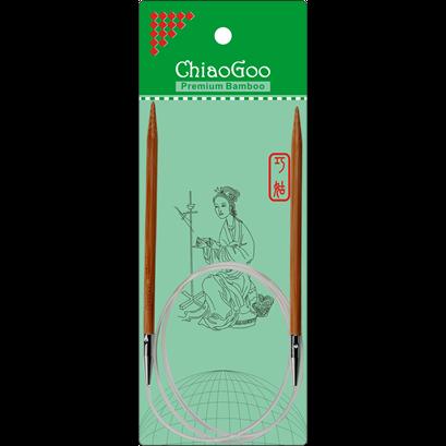 ChiaoGoo Bamboo 32 Circular Needles