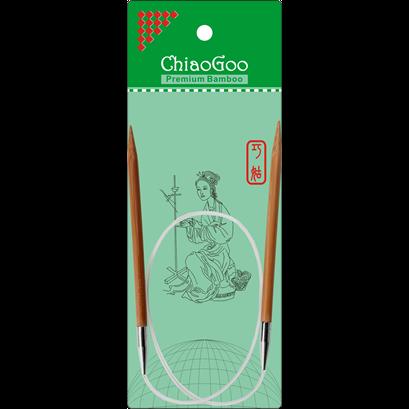 ChiaoGoo Bamboo 24 Circular Needles