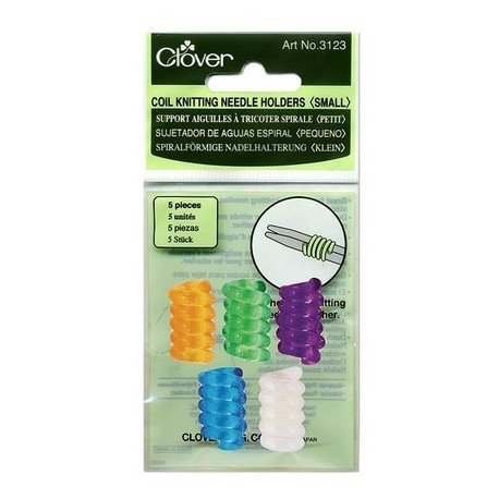 Coil Knitting Needle Holders Small