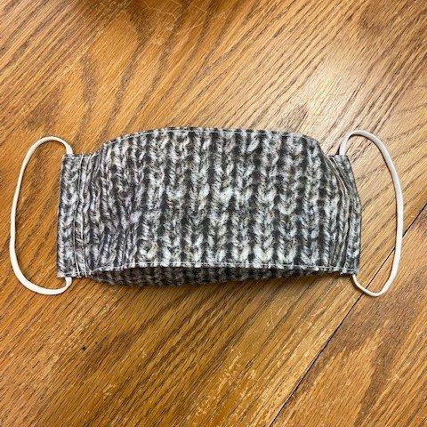 Fabric Knitting Mask