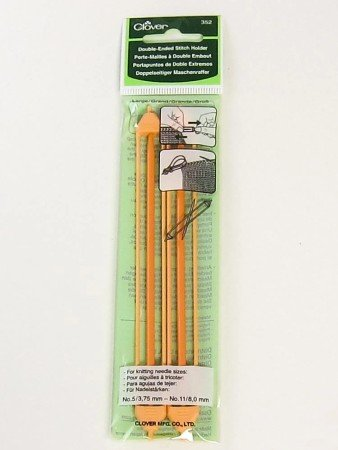 352 Double Ended Stitch Holders 6 1/2