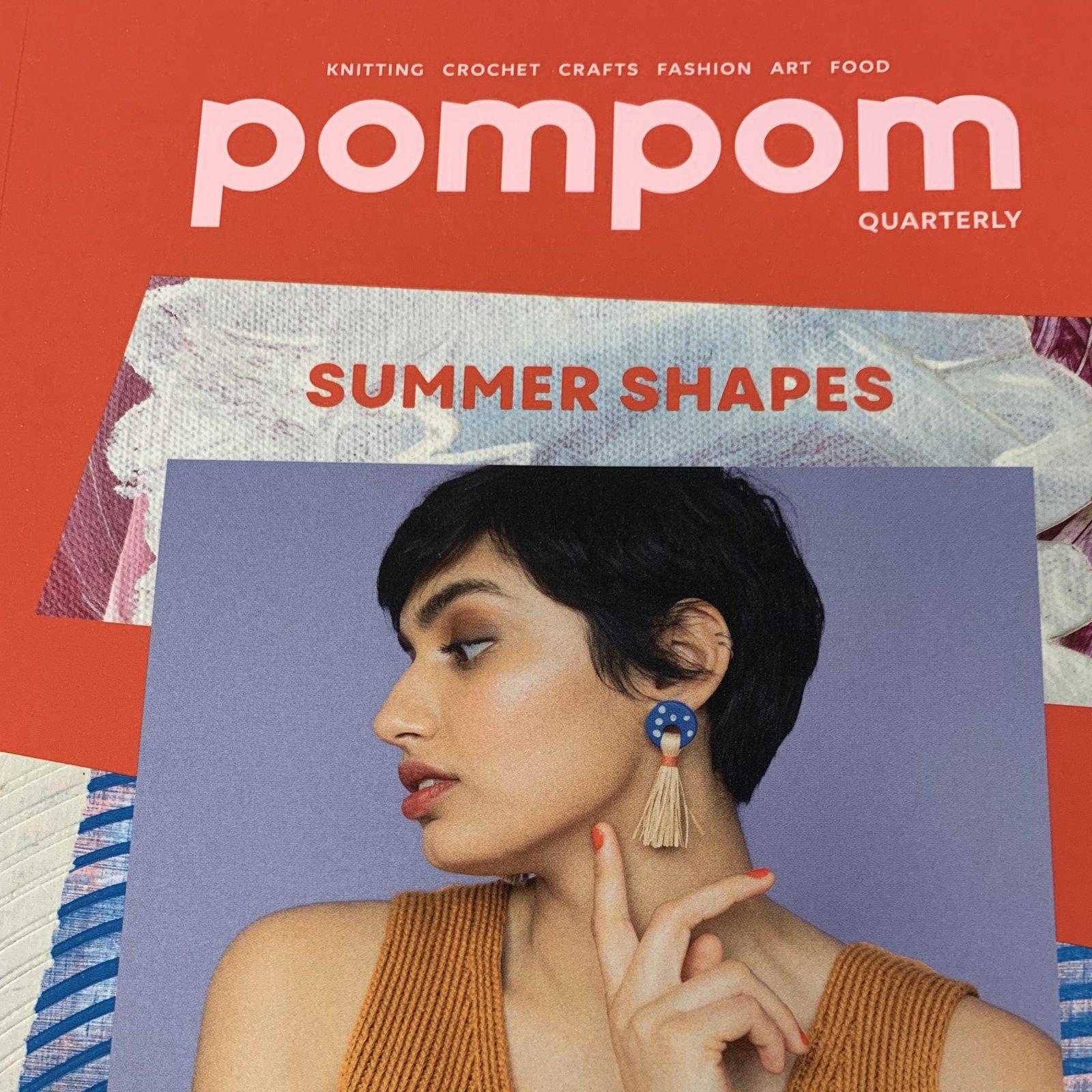 Pom Pom #33 Summer 2020