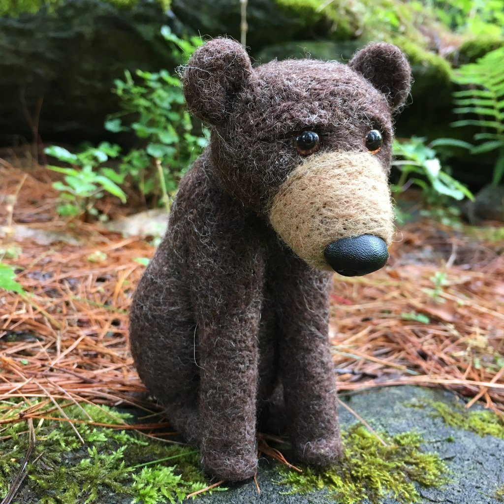 Going Gnome Kit Large -Baby Brown Bear