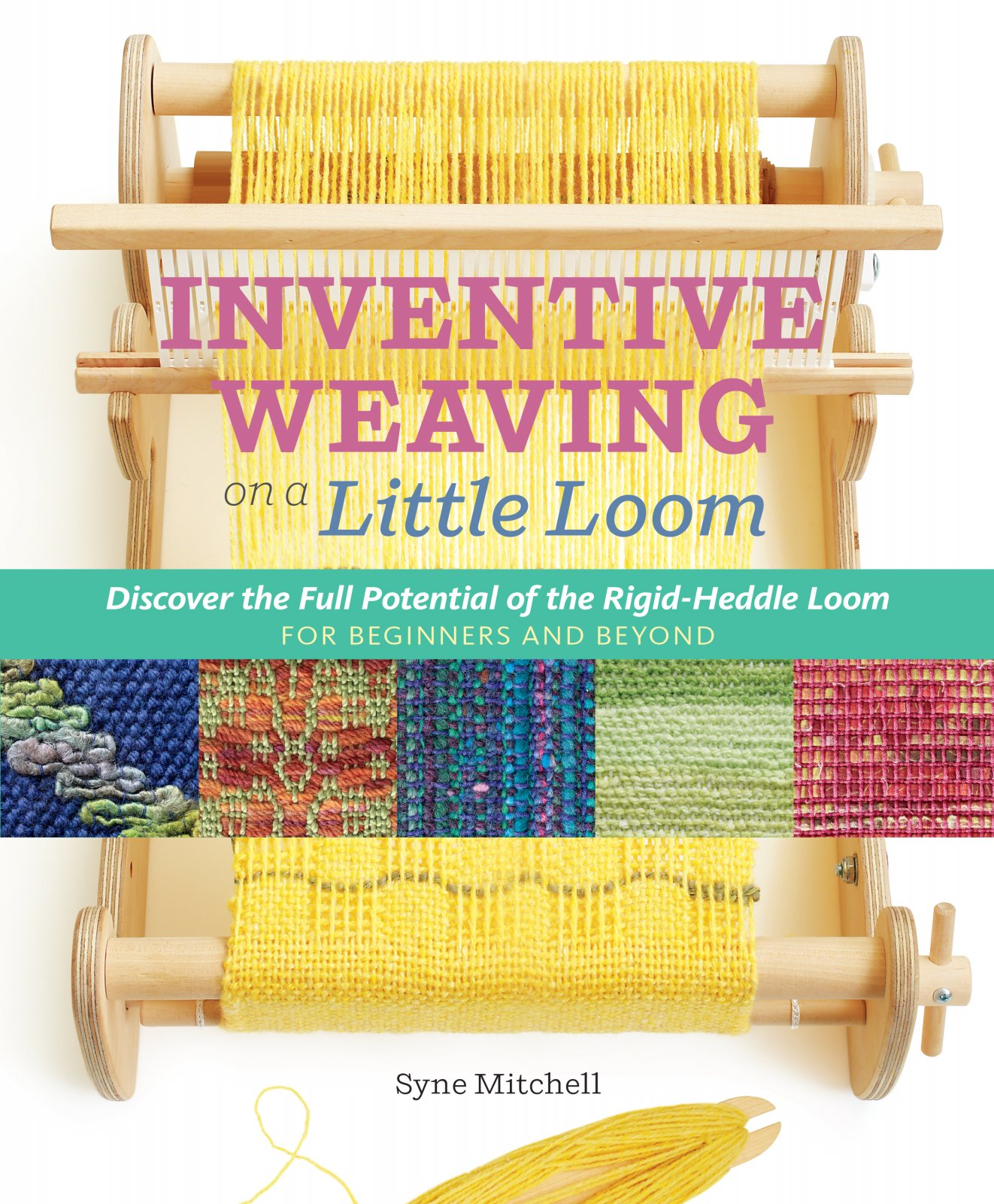 Inventive Weaving on a Loom