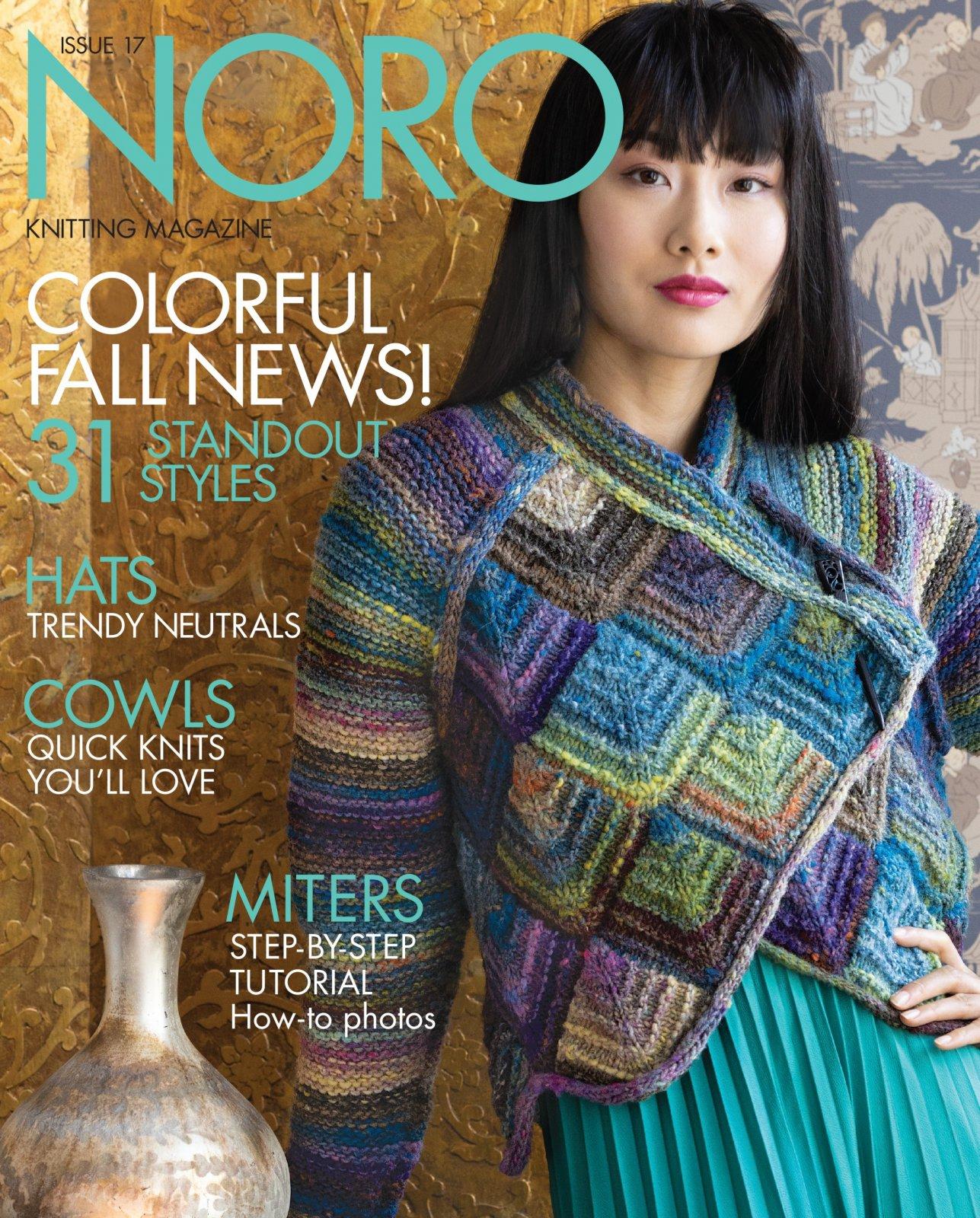 Noro Magazine Issue 17