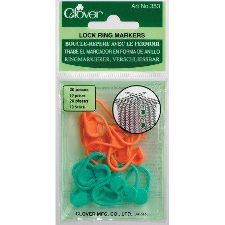 354 Jumbo Stitch Ring Markers