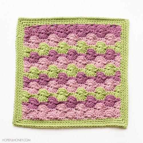 Texture In Crochet Catherine Wheel Crochet