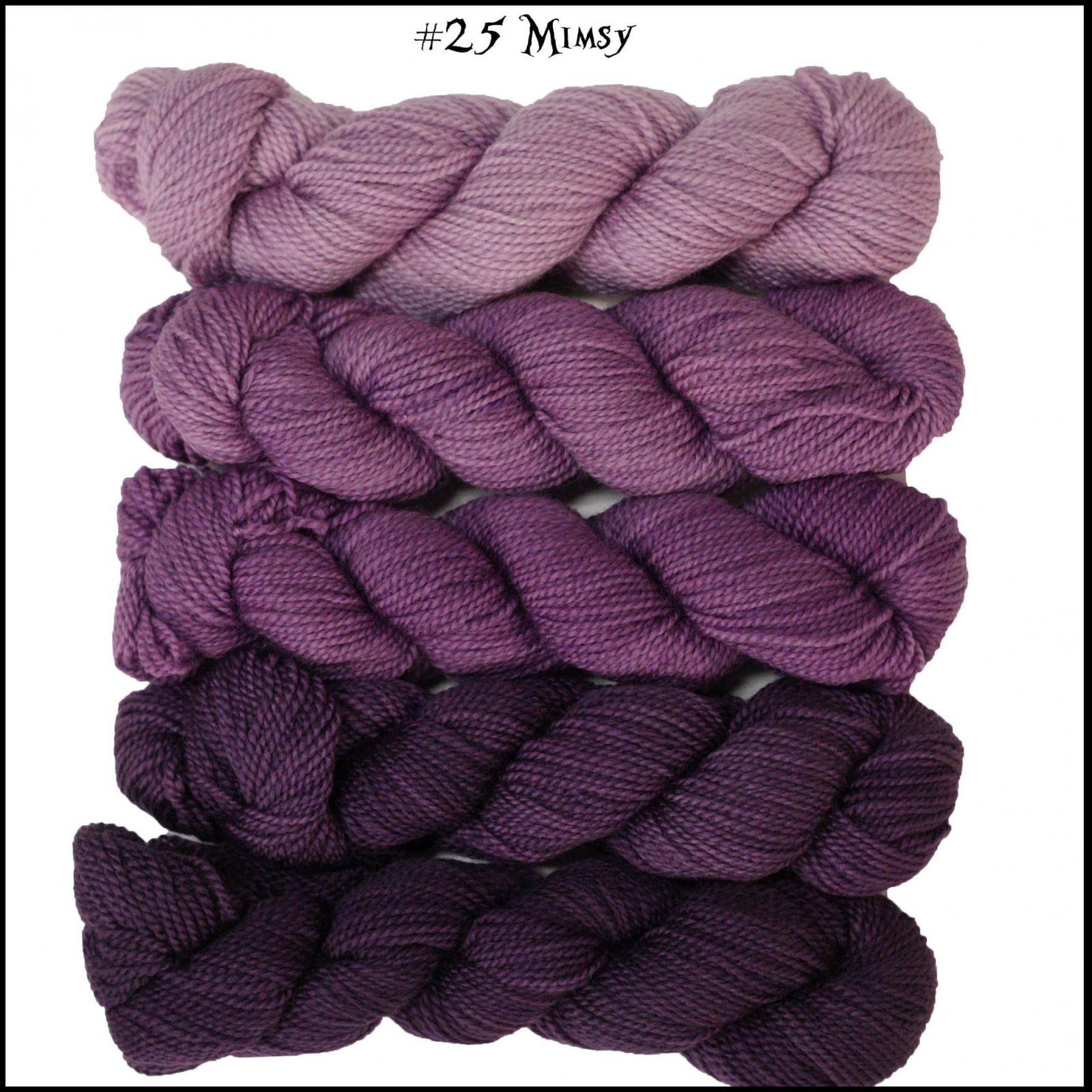 Queen of Hearts Mini Skein Pack