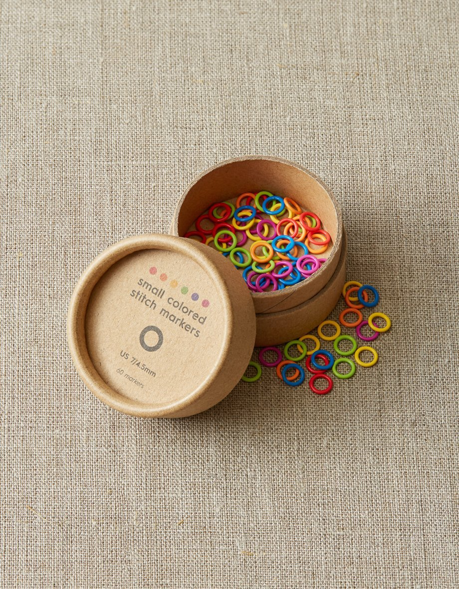 Cocoknits Colored Stitch Markers Mini