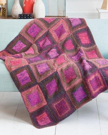 Square in a Square Blanket Kit