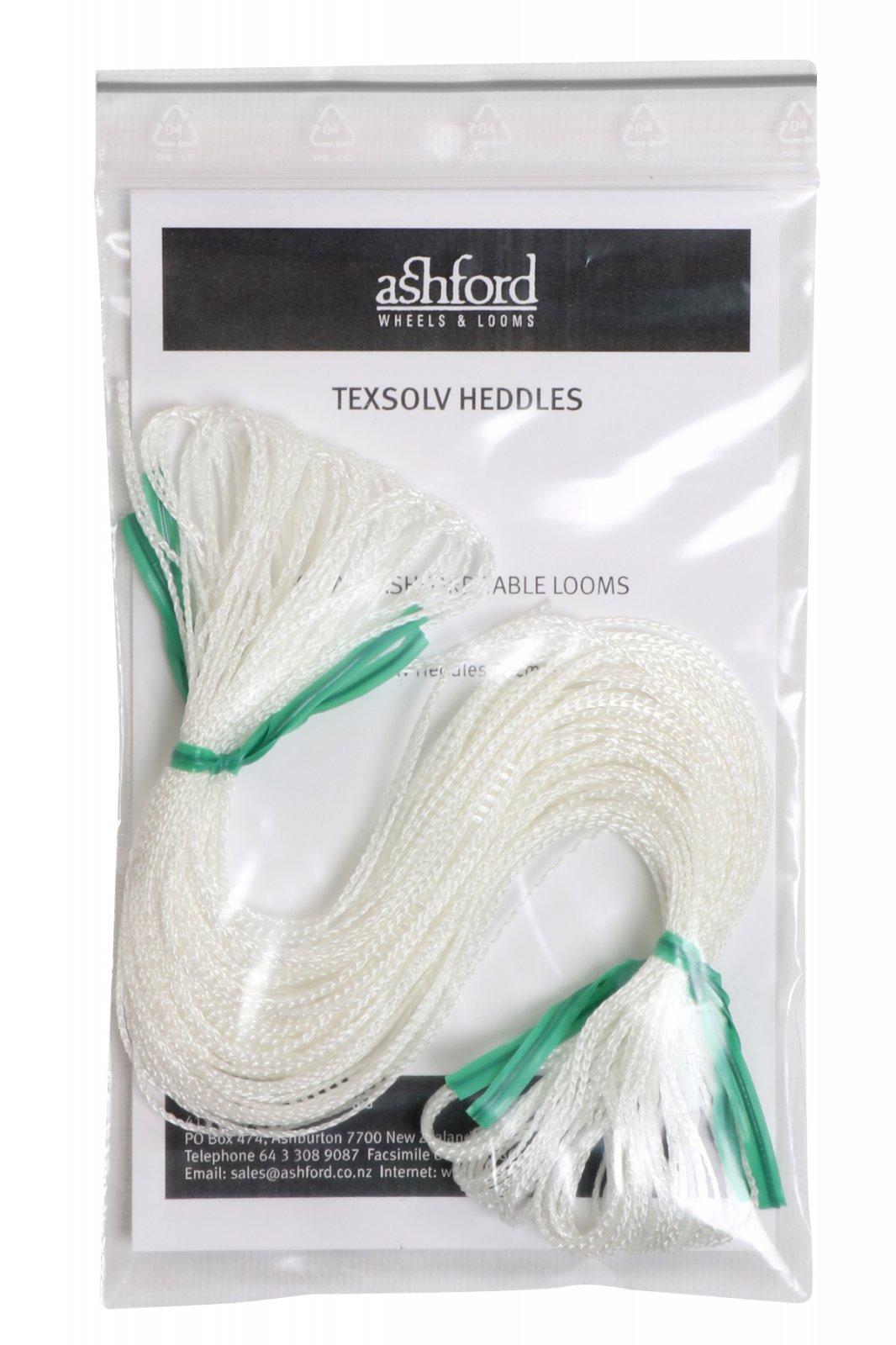Ashford Texsolv Heddles 320 Green