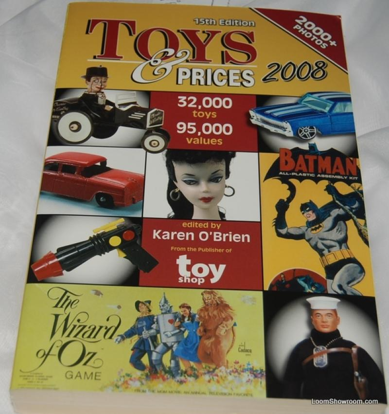 Book303 2008 Toys and Prices 15th Edition Edited by Karen O\'Brien ...