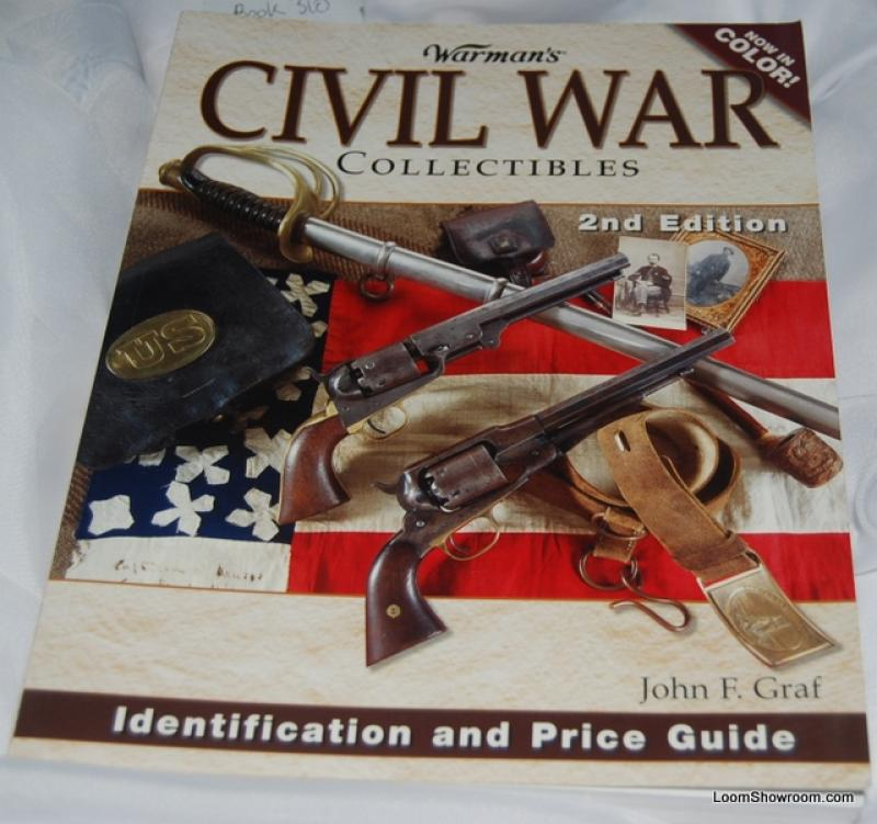 Book310 Warman\'s Civil War Collectibles Identification and Price ...