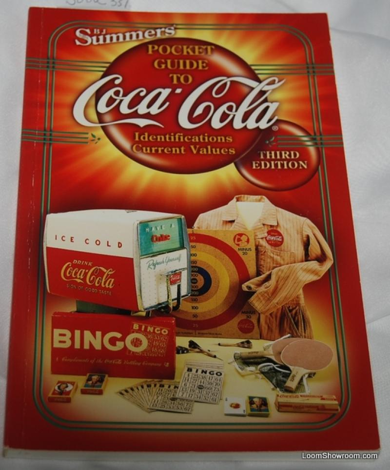 Book337 Pocket Guide to Coca-Cola by B.J. Summers Antique ...