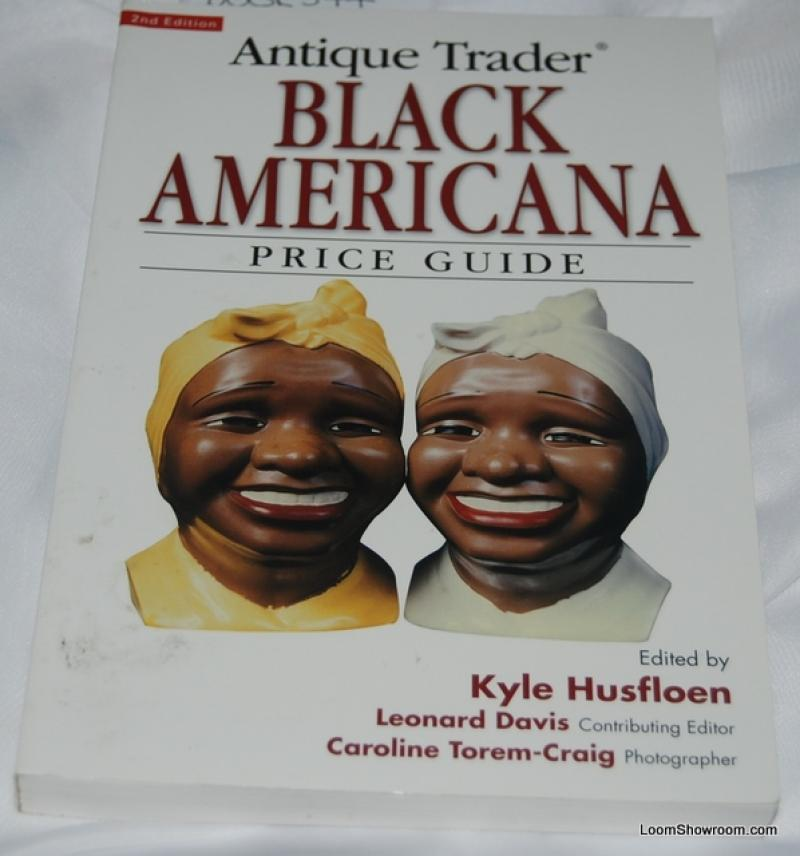 Book344 Antique Trader Black Ameicana Price Guide. by Kyle Husfloen ...