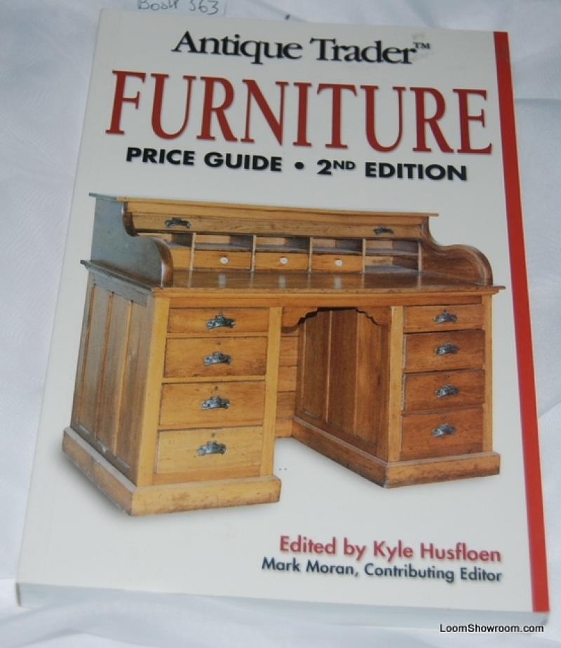 Book363 Antique Trader Furniture Price Guide 2nd Edition Edited by ...
