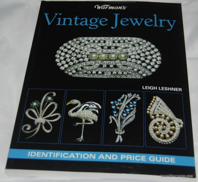 Book375 Warman\'s Vintage Jewelry by Leigh Leshner Antique ...