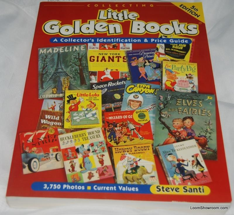 Book399 Little Golden Books Collector\'s Identification and Price ...
