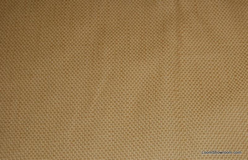 HD810 Wheat Heavy Textured Barkcloth Style Retro Look Solid Cotton Fabric Drapery Fabric Upholstery Fabric