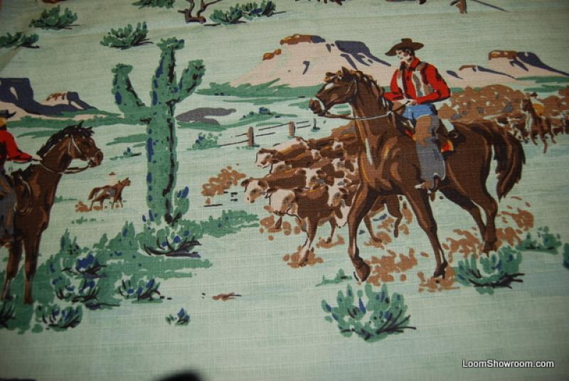 Western Print Upholstery Fabric Revolutionhr