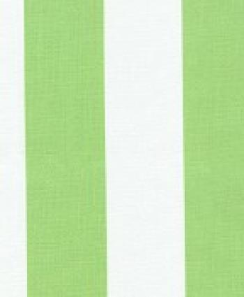 Classic Awning Stripe Lime Wide Awning Stripe Sun Shade Outdoor Fabric s16