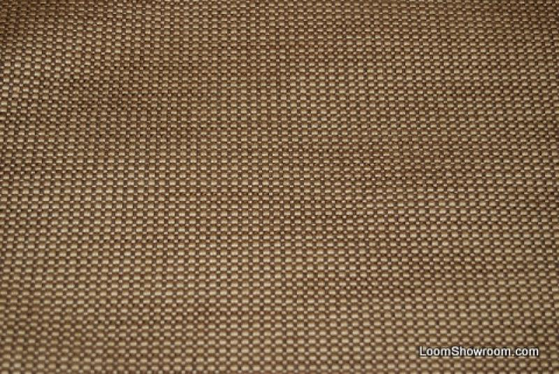 1.7 Yard Piece Clarence House Basket Weave Golden Brown Chenille Fabric Heavy Weight Upholstery Fabric REM138  CLOSEOUT BARGAIN PRICE FOR WHOLE PIECE