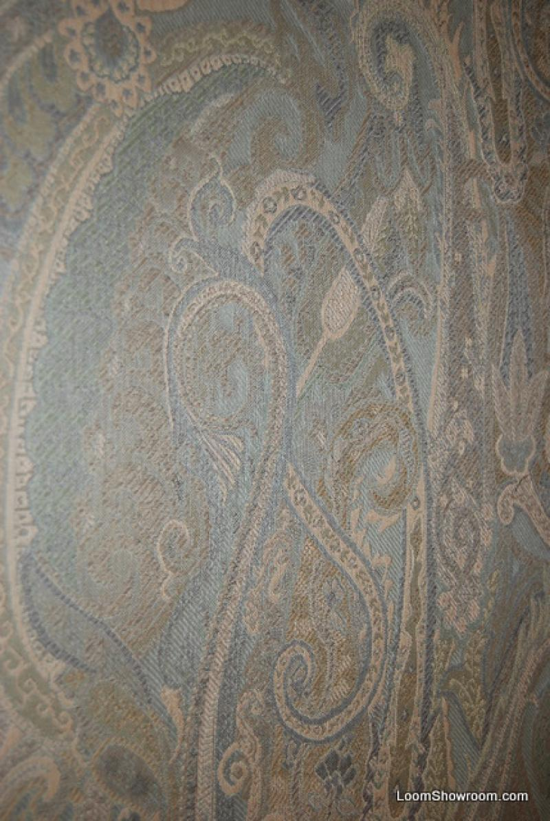 REM333 -- 2.6 YARD PIECE -- Incredible Rich Italian Paisley ...
