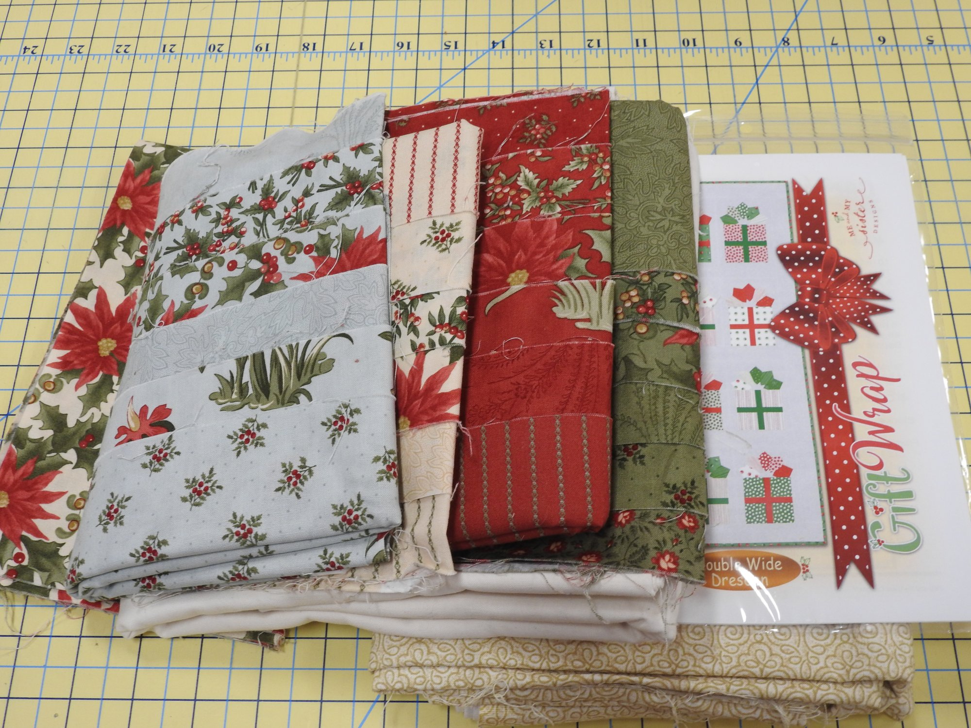 Gift Wrap Kit w/Binding and Backing