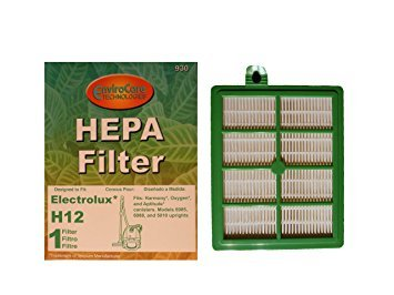 Electrolux H12 HEPA Filter w/Activated Charcoal