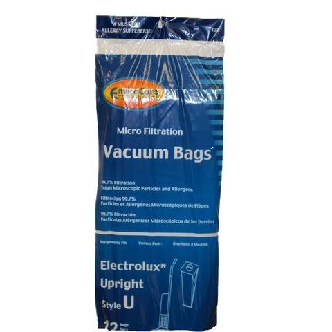 Electrolux Style U Vacuum Bags - 12 pack
