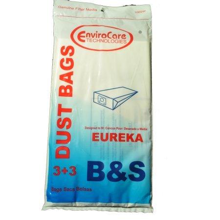 Eureka Style B & S Vacuum Bags - 3 pack