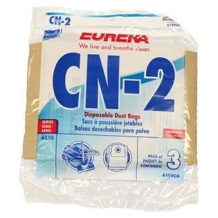 Eureka Type CN-2 Vacuum Bags - 3 pack