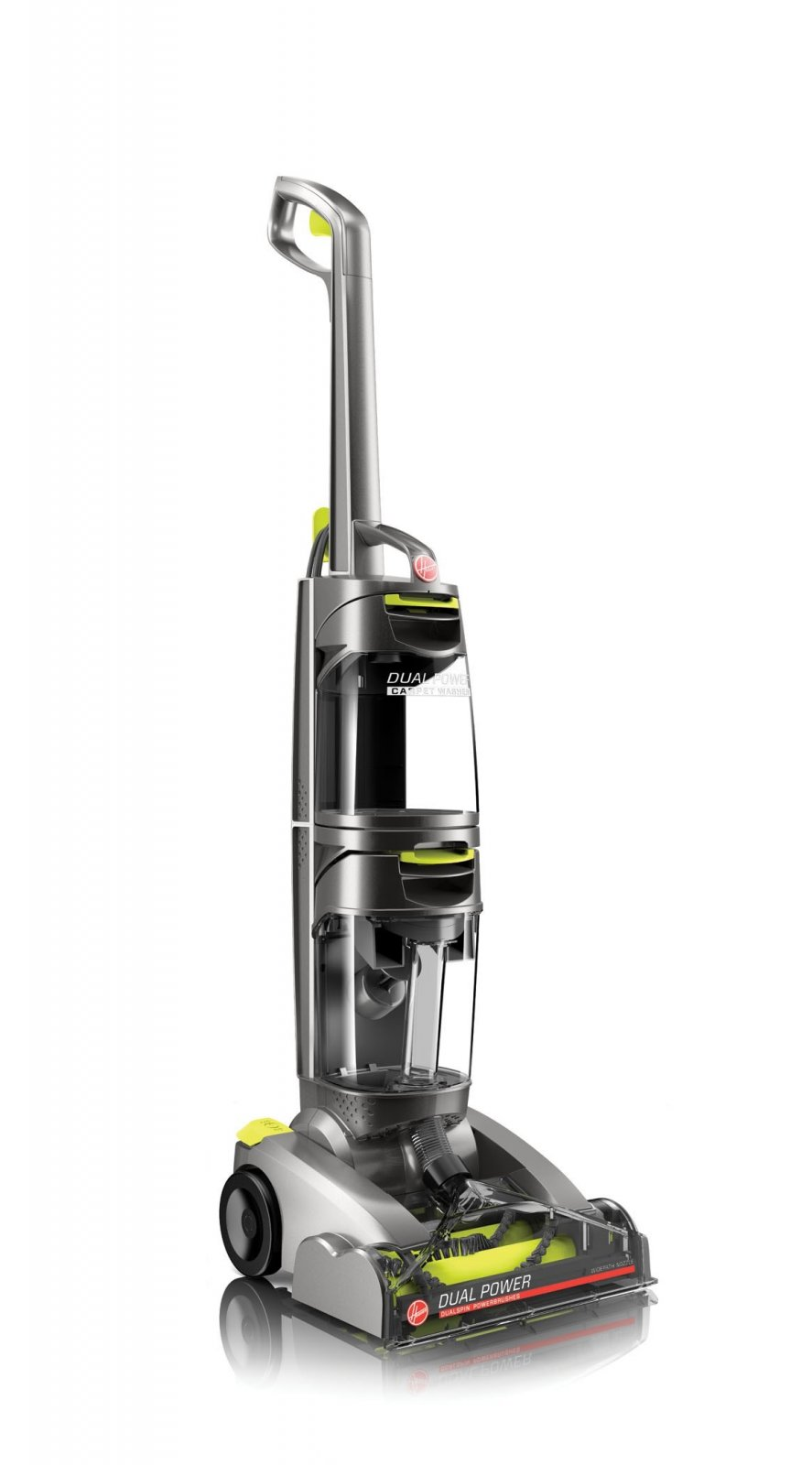 Hoover Reconditioned Dual Power Carpet Washer
