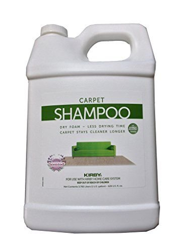 Kirby Carpet Shampoo - 1 gal.