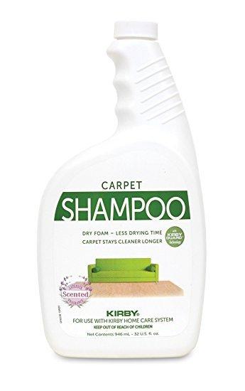 Kirby Carpet Shampoo - 32 oz.