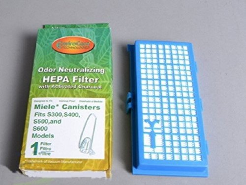 Miele Canister HEPA Filter